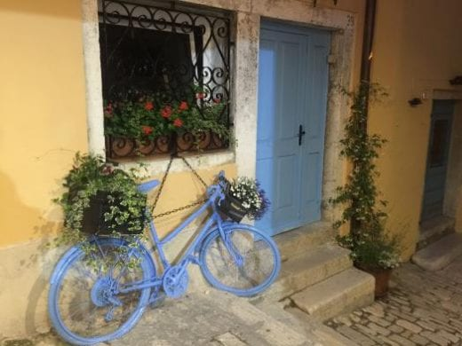 Quaint homes of Zadar