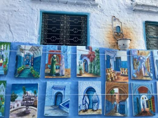 Explore the beautiful blue city of Chefchaouen