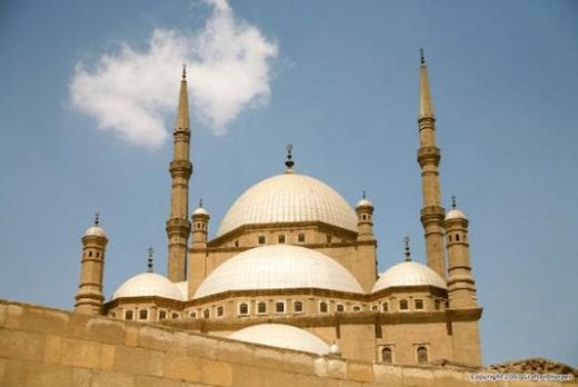 Spend the day exploring Old Cairo's mosques and markets