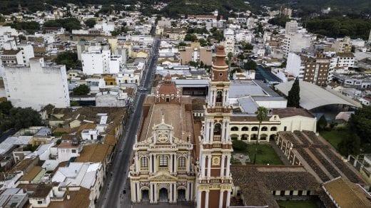 city of Salta
