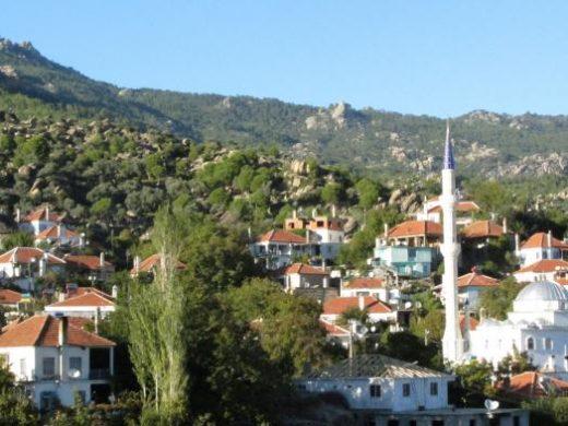 Gokcealan Village