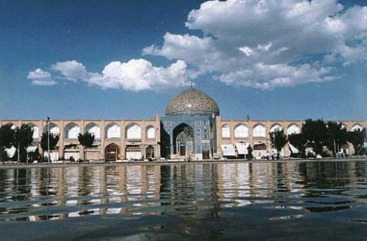 Mosque of Isfahan