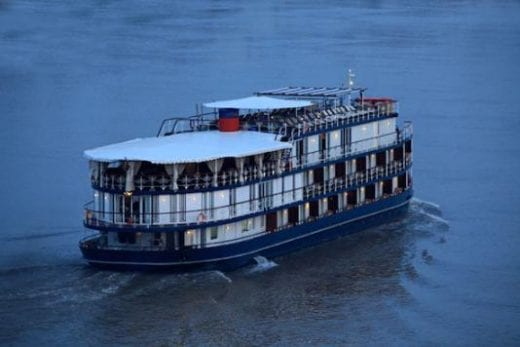 Cruise in luxury along the Mekong