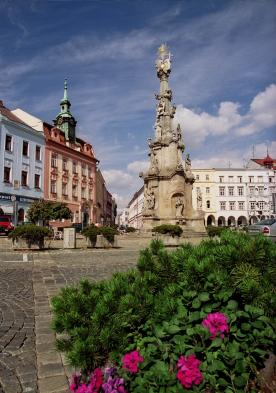 Jindrichuv Hradec is full of charm.