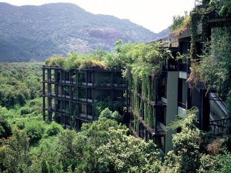 Kandalama Heritance Hotel
