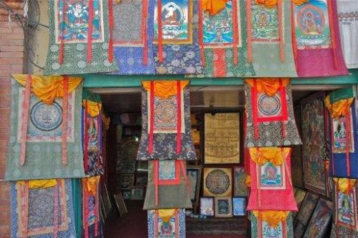 Explore Kathmandu's many offerings