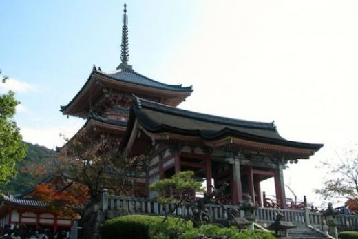 Explore Kyoto's temples