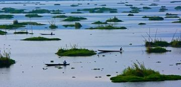 Loktak Lake (Photo: )