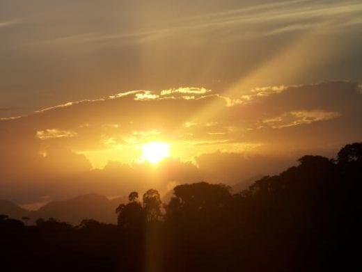 Watch beautiful Machaca Hill sunsets