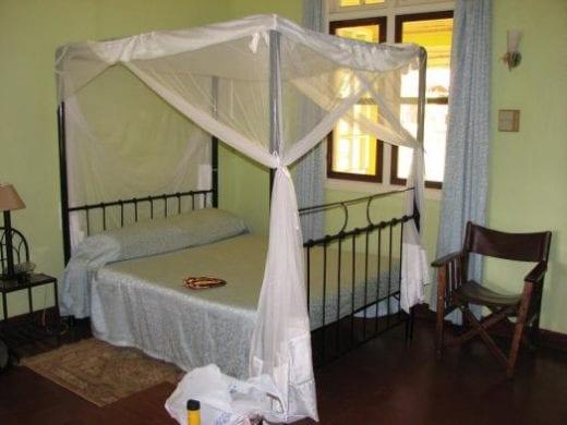 A room at the charming Masindi Hotel (Photo: )