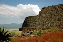 Tzintzuntzan ruins