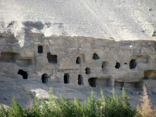Explore the Mogao Caves