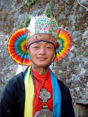 Meet the Monpa people (photo by Ahinsajain)
