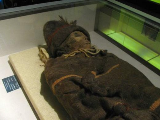 Learn about the ancient Xinjiang Mummies