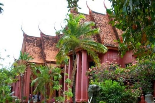 The National Museum in Phnom Penh