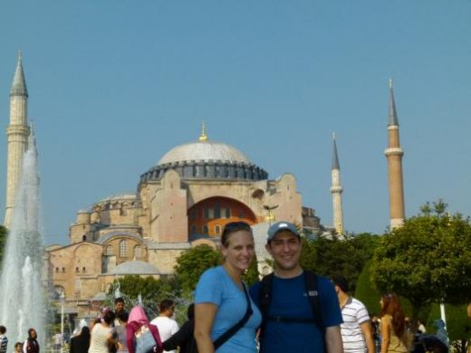 Arrive in fascinating Istanbul
