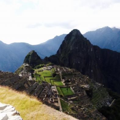 Majestic Machu Piccu