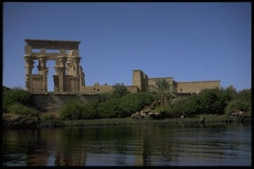 Explore the Temple of Isis on Philae Island