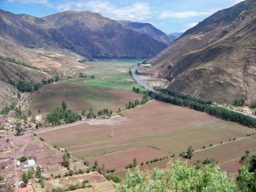 Gorgeous scenes in the Sacred Valley