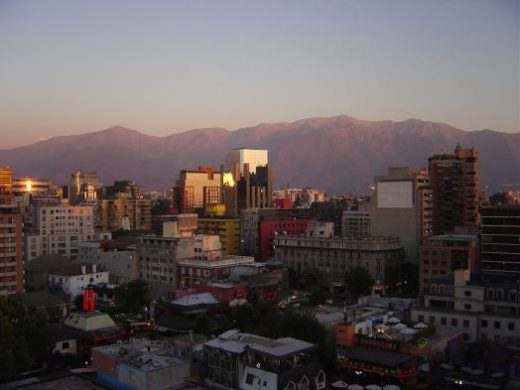Santiago is filled with marvelous sights