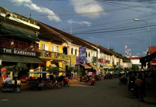 Spend time exploring the charming town of Siem Reap