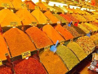 Learn about the different spices