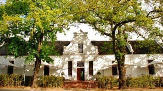 Tour the Stellenbosch estate