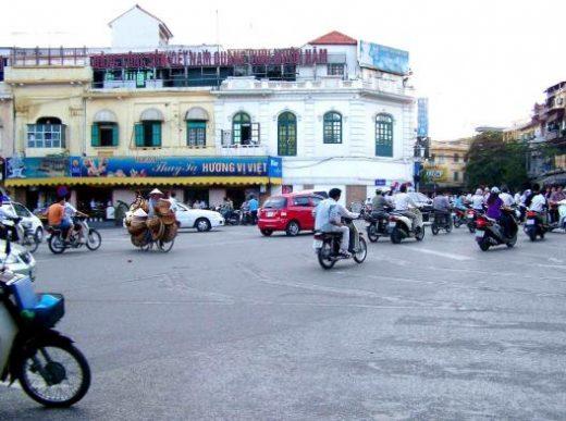 Explore in Hanoi