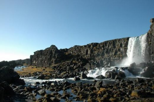 See Thingvellir's dramatic rift valley