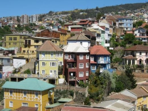 The city of Valparaiso (Photo: Say Hueque)