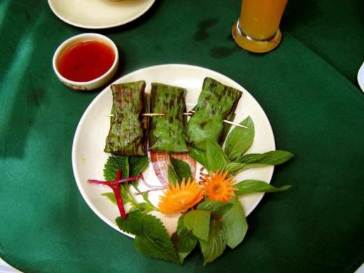 Enjoy the local Vietnamese cuisine