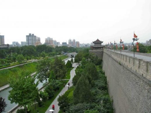 Spend the day exploring Xi'an's many historical sights