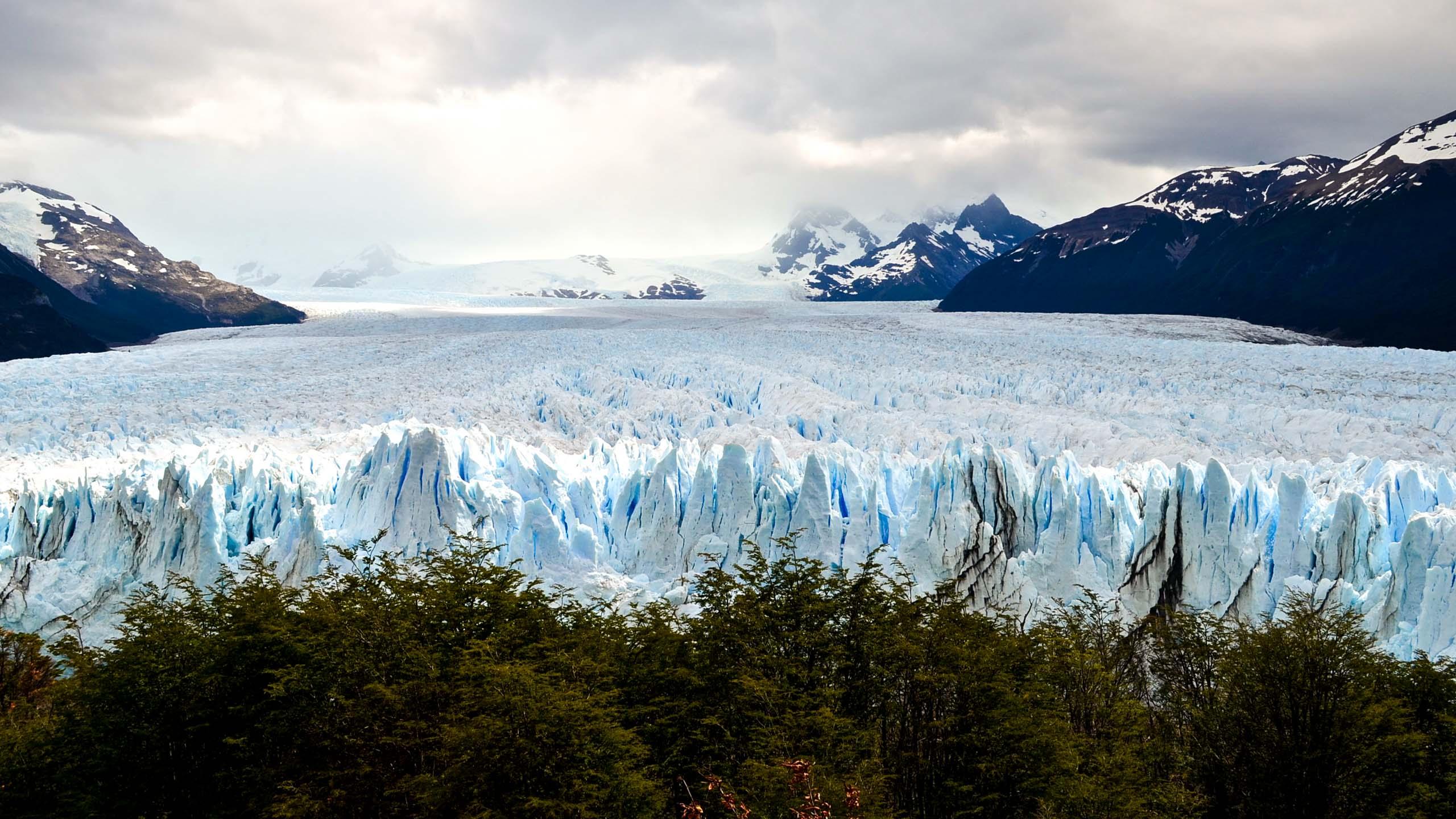 Argentina Ice Field