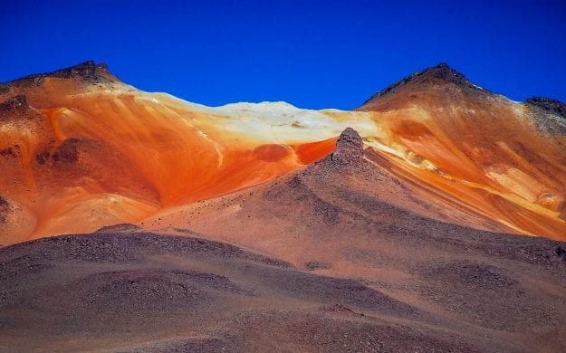 Altiplano mountains, Bolivia
