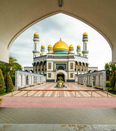 Photos Jame'asr Hassanil Bolkiah Mosque in Brunei