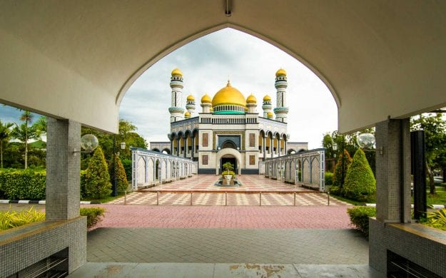 Photos Jame'asr Hassanil Bolkiah Mosque in Brunei