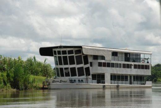 Sepik River Cruise Photo by S. Moffitt