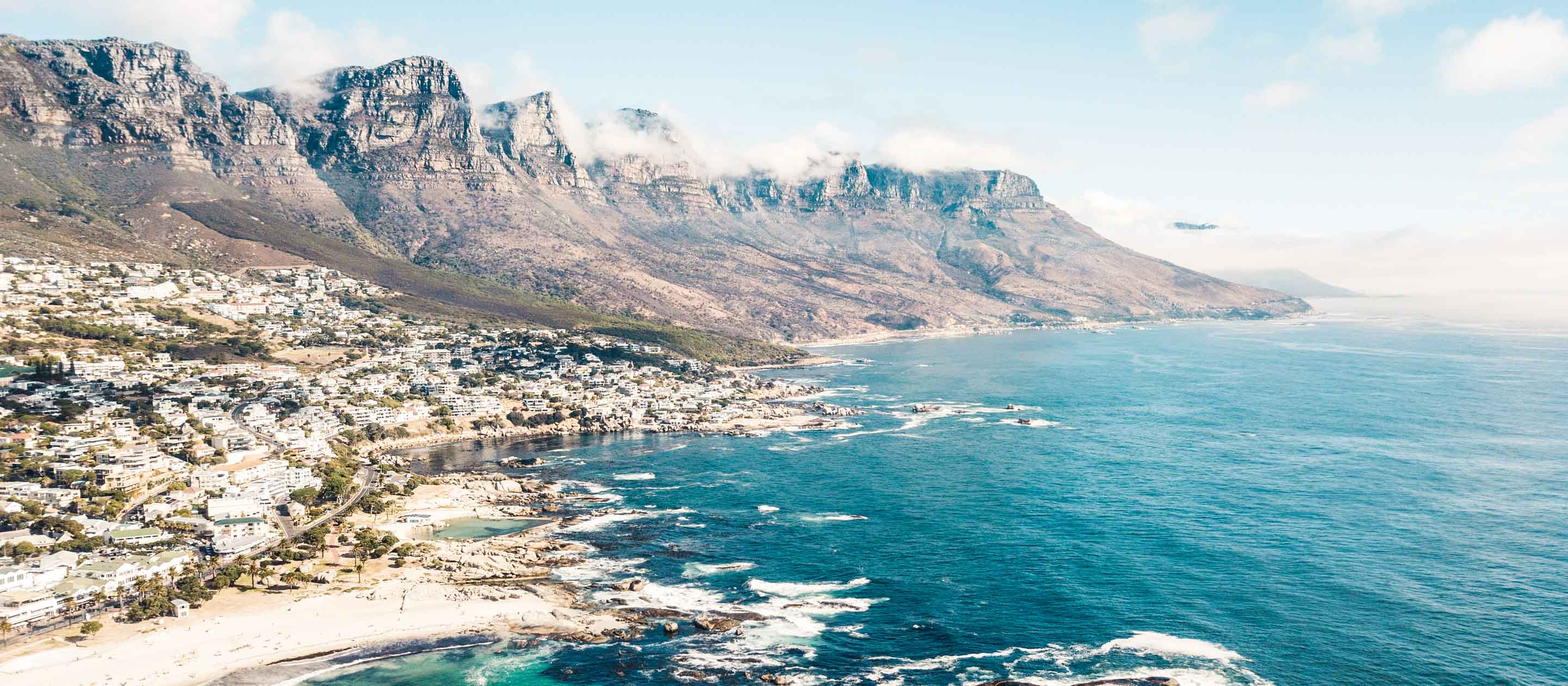 Coast of Cape Town, South Africa