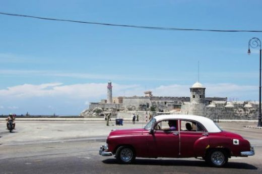 Say good-bye to Cuba