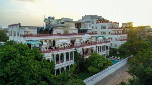 The beautiful Shahpura House (Photo: )