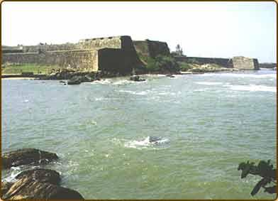 Visit imposing Galle Fort