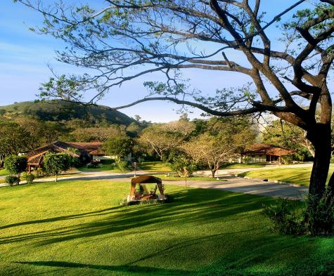 Welcome to Costa Rica! The grounds at Boriquen Resort are breathtaking.