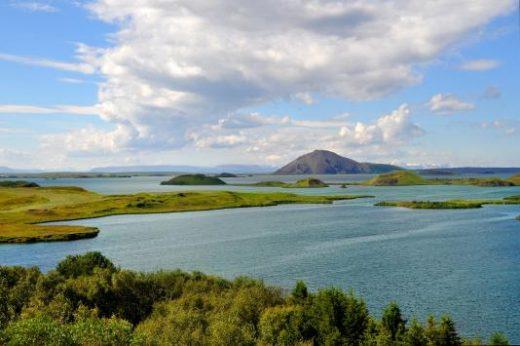 Explore around Lake Myvatn