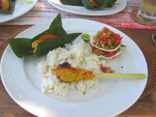 Indonesian cuisine is bold and flavorful