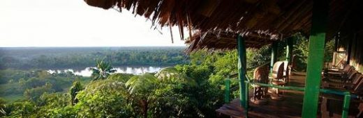 Enjoy the views at Karawari lodge in one of the most remote and unspoiled parts of PNG