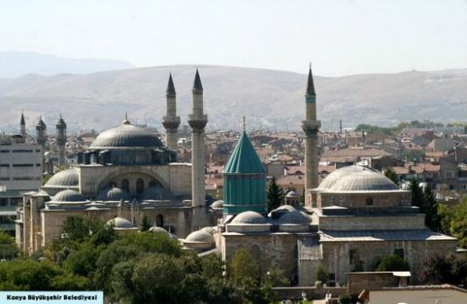Enjoy Konya's contrasts of old and new