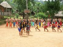 Celebrate with the Embera Indians