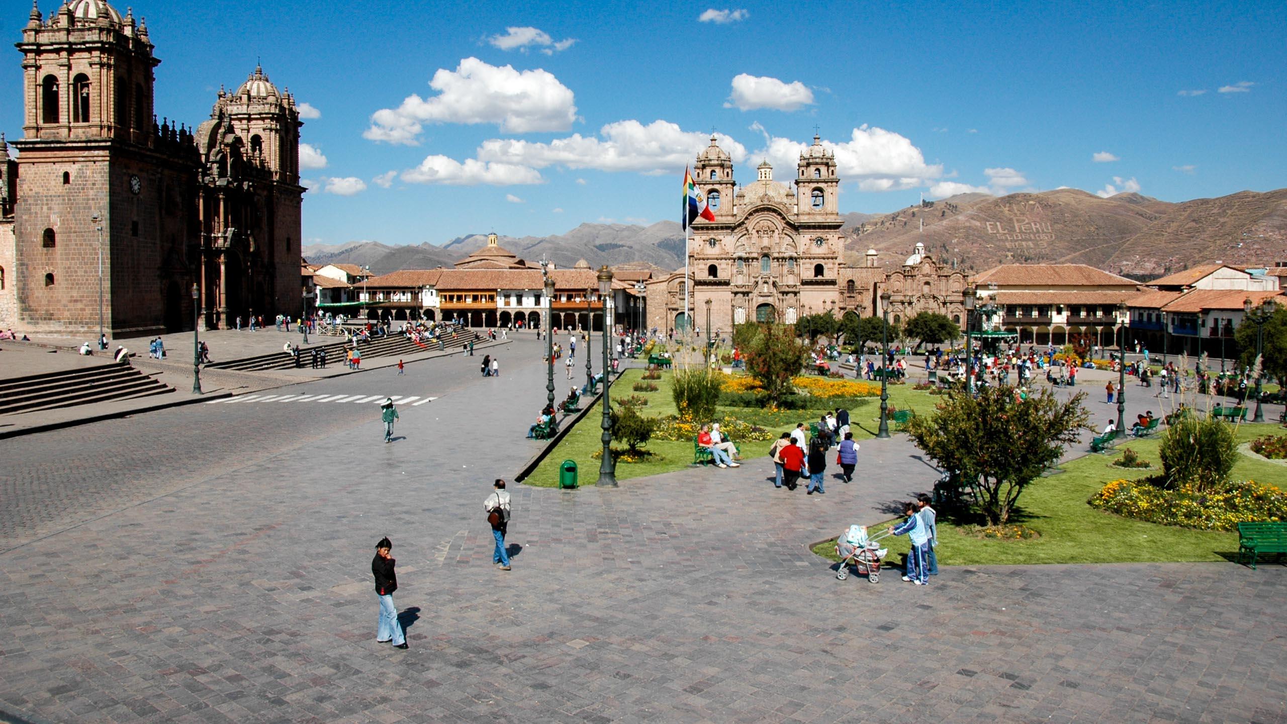 City of Cusco, Peru