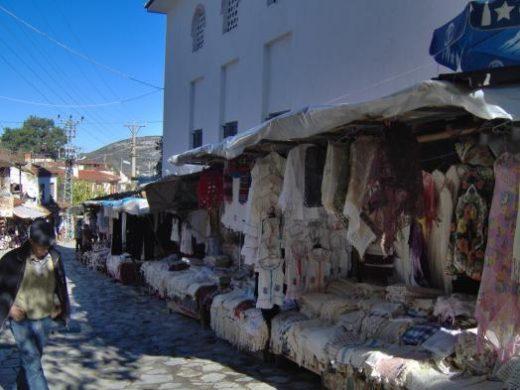 Visit Sirince's bazaar and local organic farms