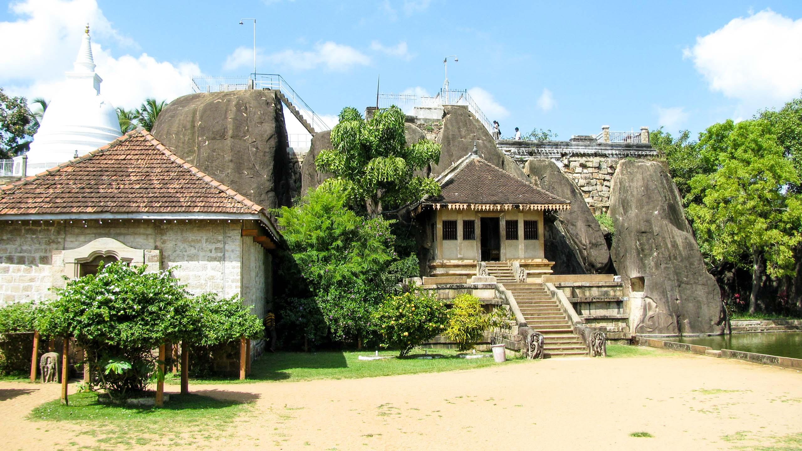 Sri Lanka building